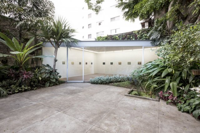 Mendes Wood DM space in Sao Paulo. On view Lucas Arruda, 2016. Courtesy of Mendes Wood DM