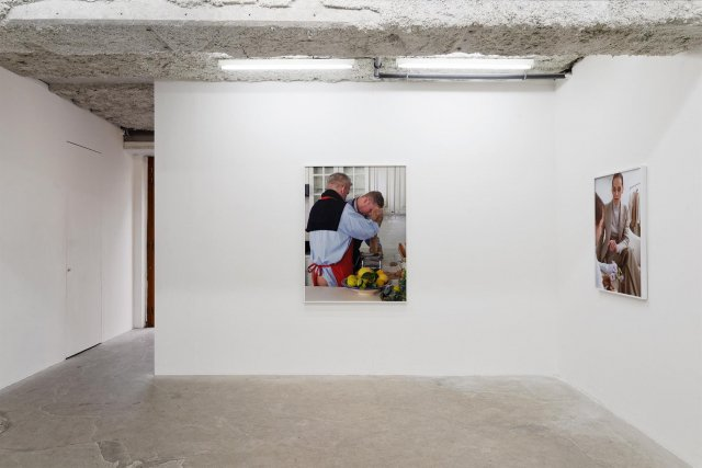 Buck Ellison at Balice Hertling, Paris. Courtesy of the Artist and Balice Hertling.