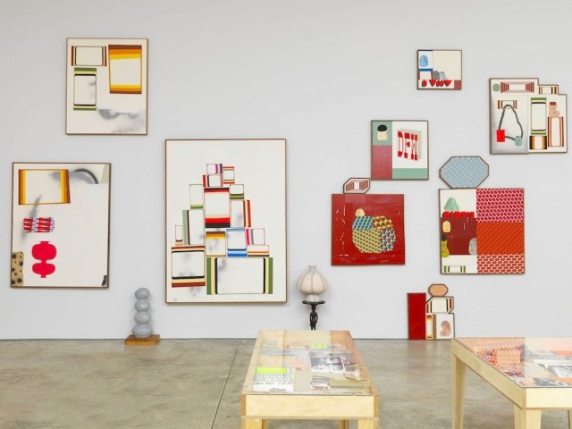 Installation view of Barry McGee at Cheim & Read, January 4 – February 17, 2018. Courtesy Cheim & Read, New York. Ph. Brian Buckley.