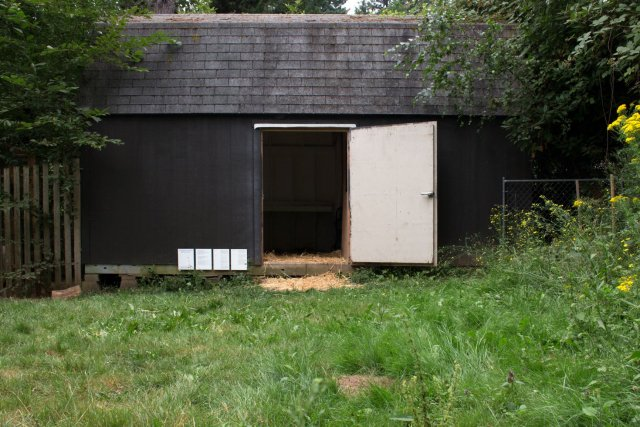 Srijon Chowdhury's Chicken Coop Contemporary.