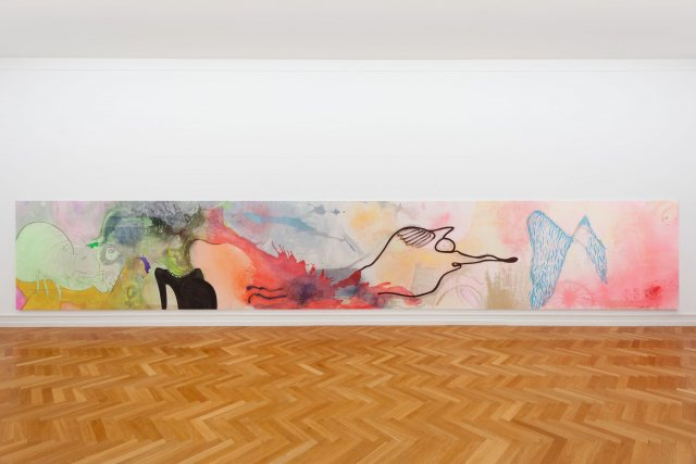 contemporary monumental painting