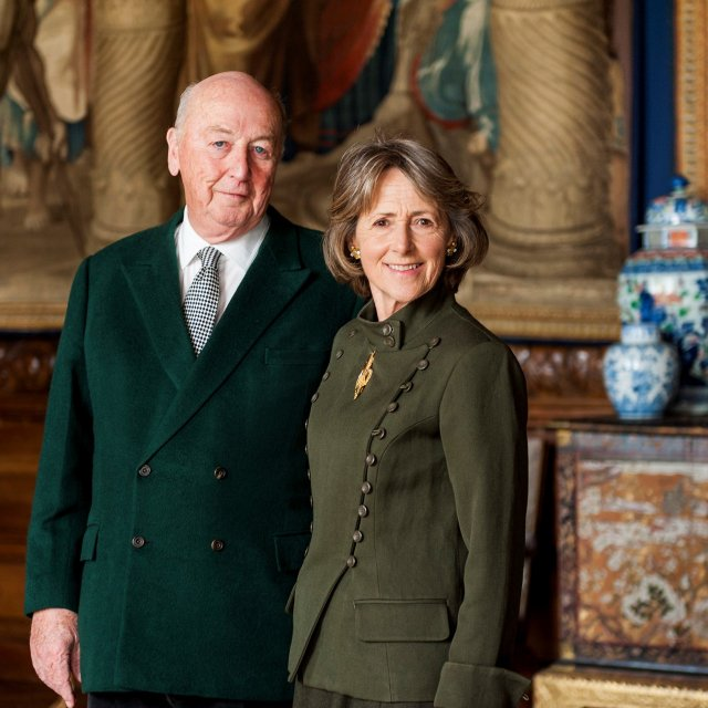 Duchess and Duke of Devonshire