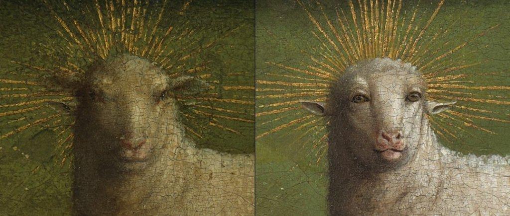 van eyck lamb