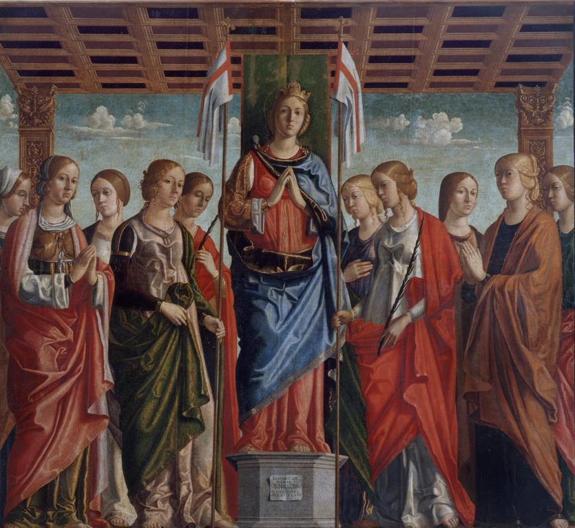 museums online collection Pinacoteca di Brera