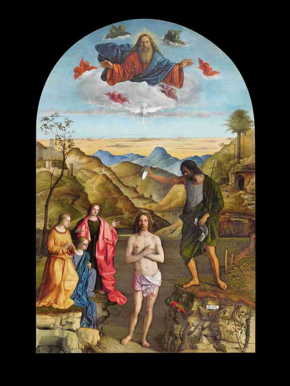 Bellini in Santa Corona a Vicenza