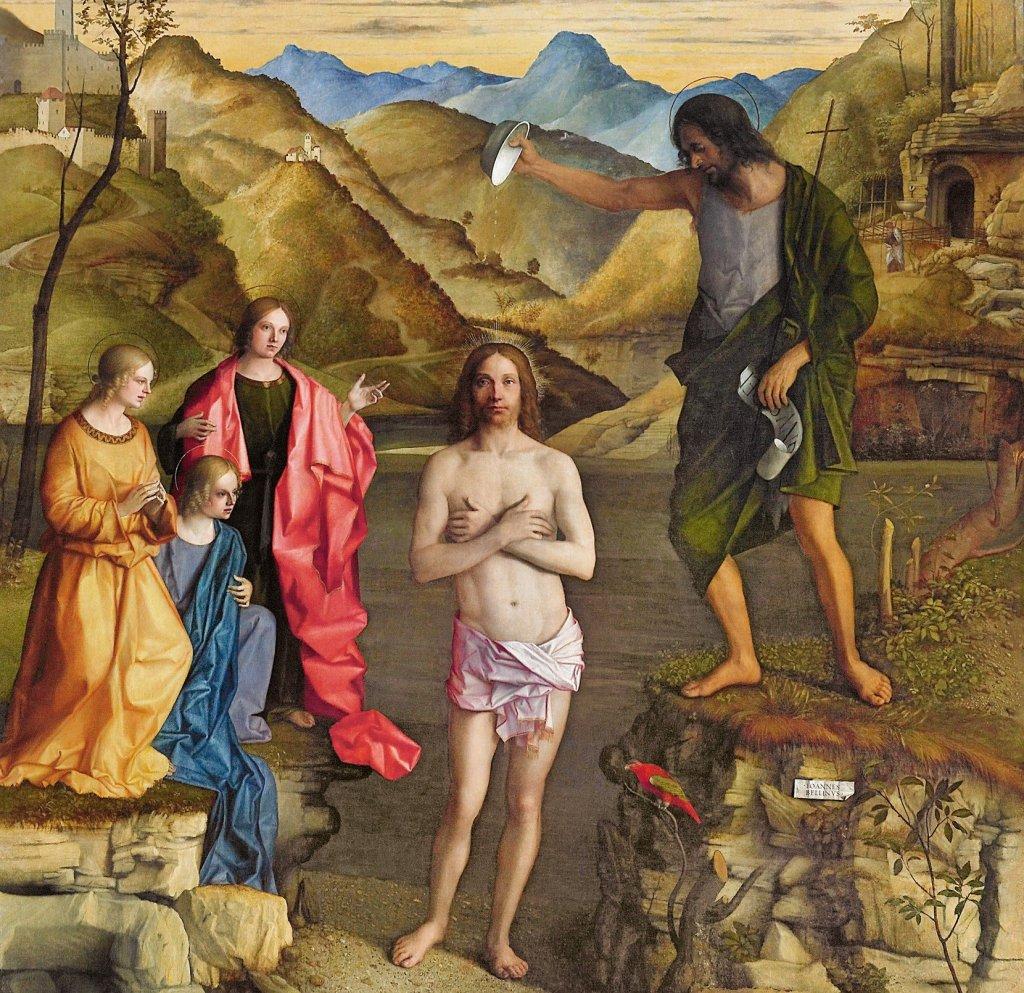 Pala del Bellini in Santa Corona a Vicenza