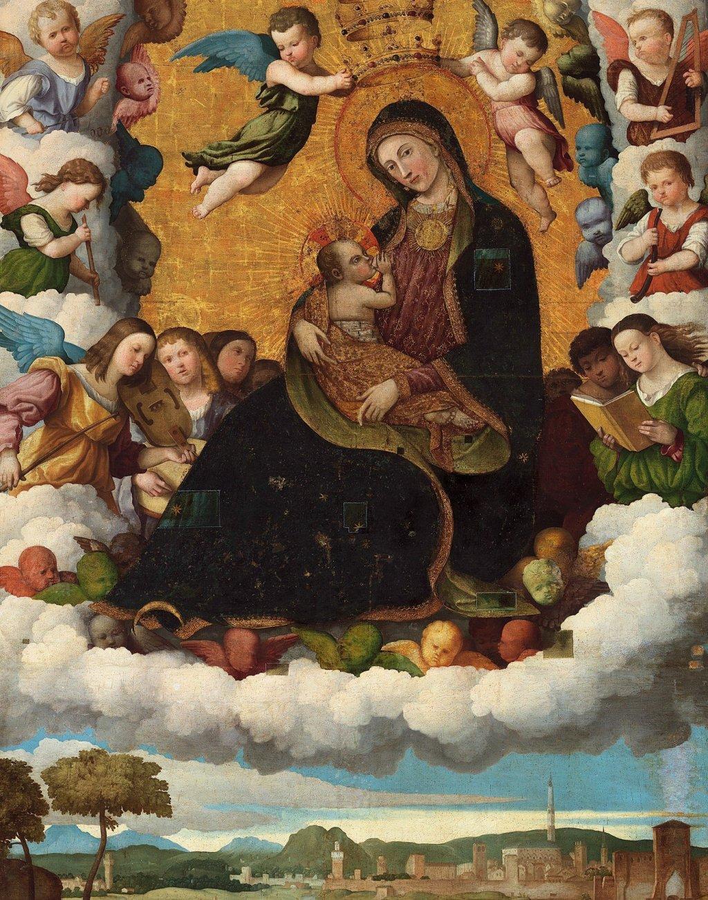 Madonna delle Stelle part