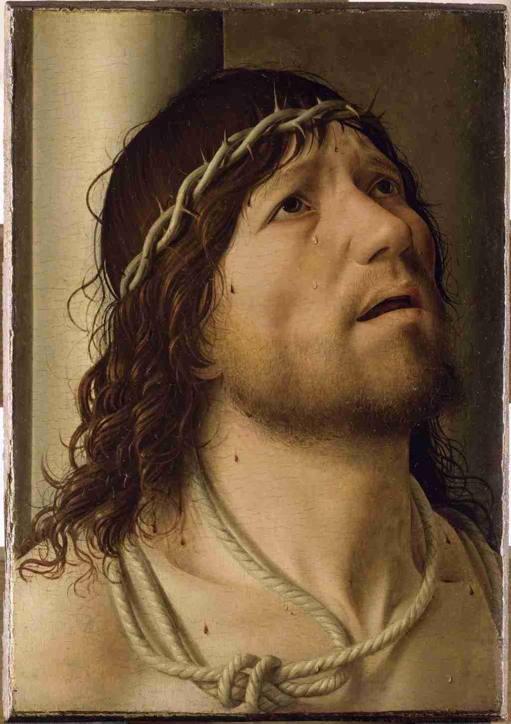 Antonello Cristo alla colonna