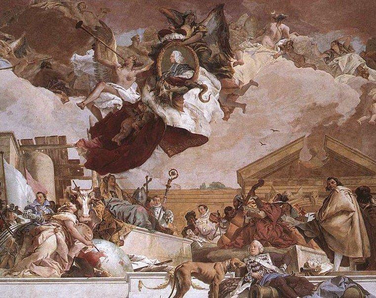 Tiepolo Apollo