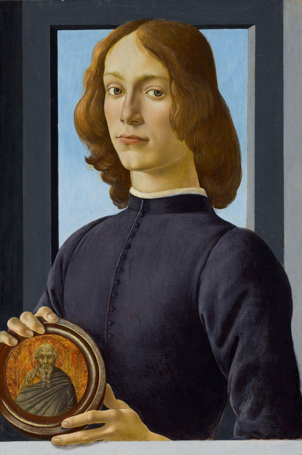 Botticelli's Portrait Sothebys