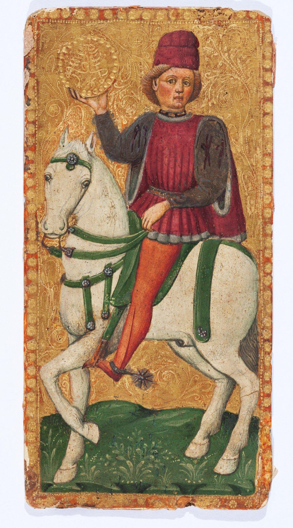 Horseman of denarii