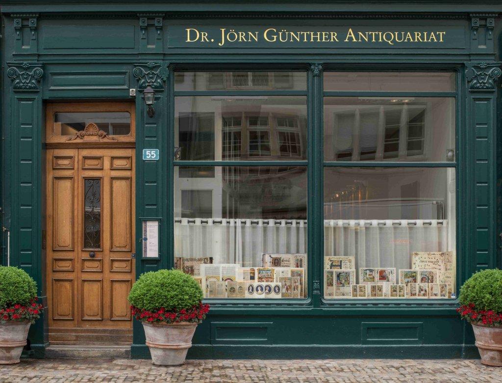 Dr. Jörn Günther Rare Books AG