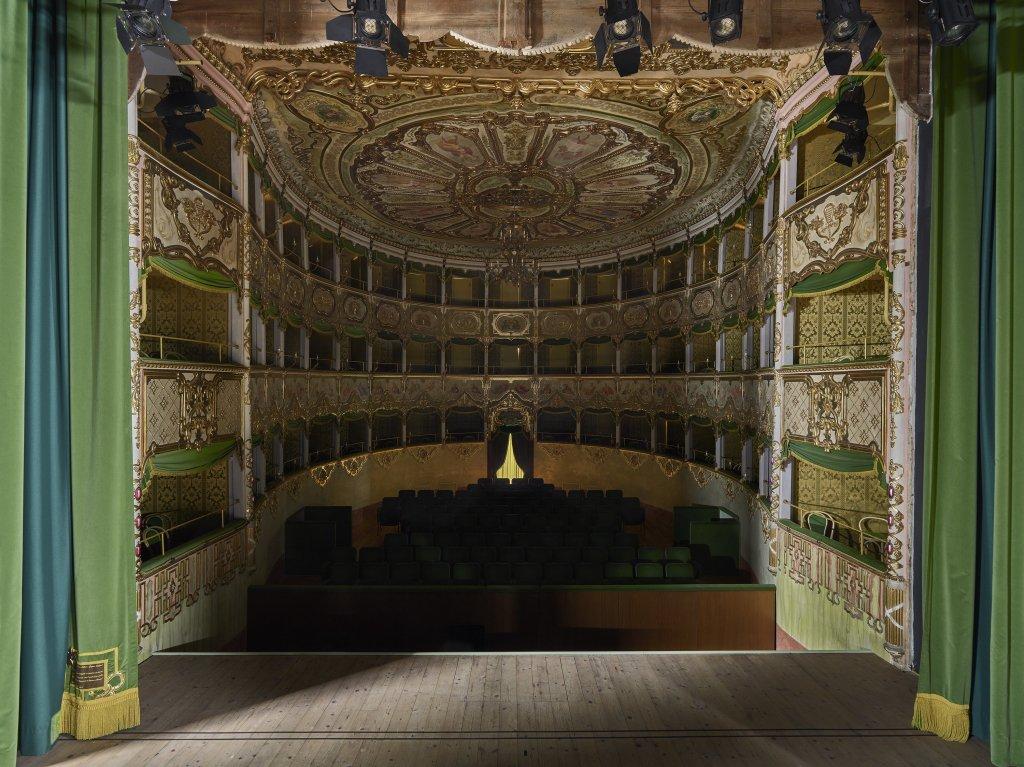 teatri del Polesine - Badia Polesine, Teatro Sociale