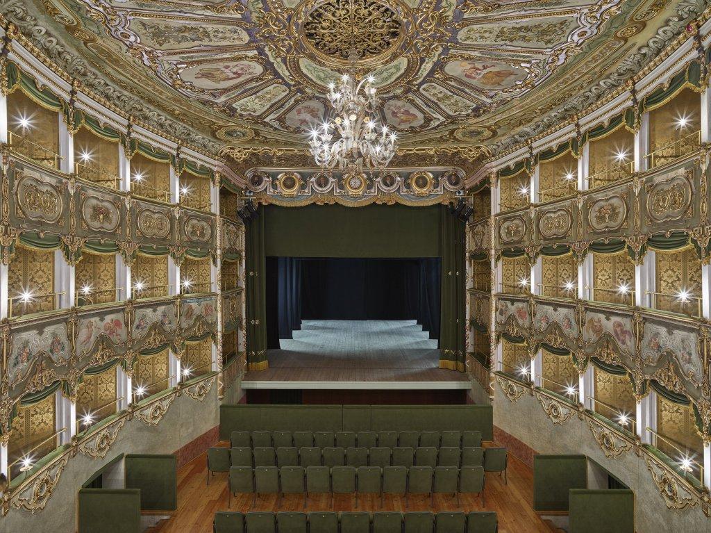 teatri del Polesine -Badia Polesine, Teatro Sociale