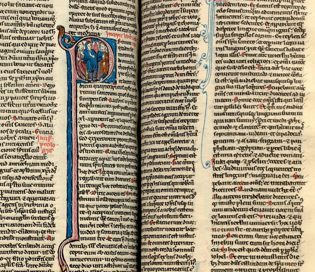 Bible en latin