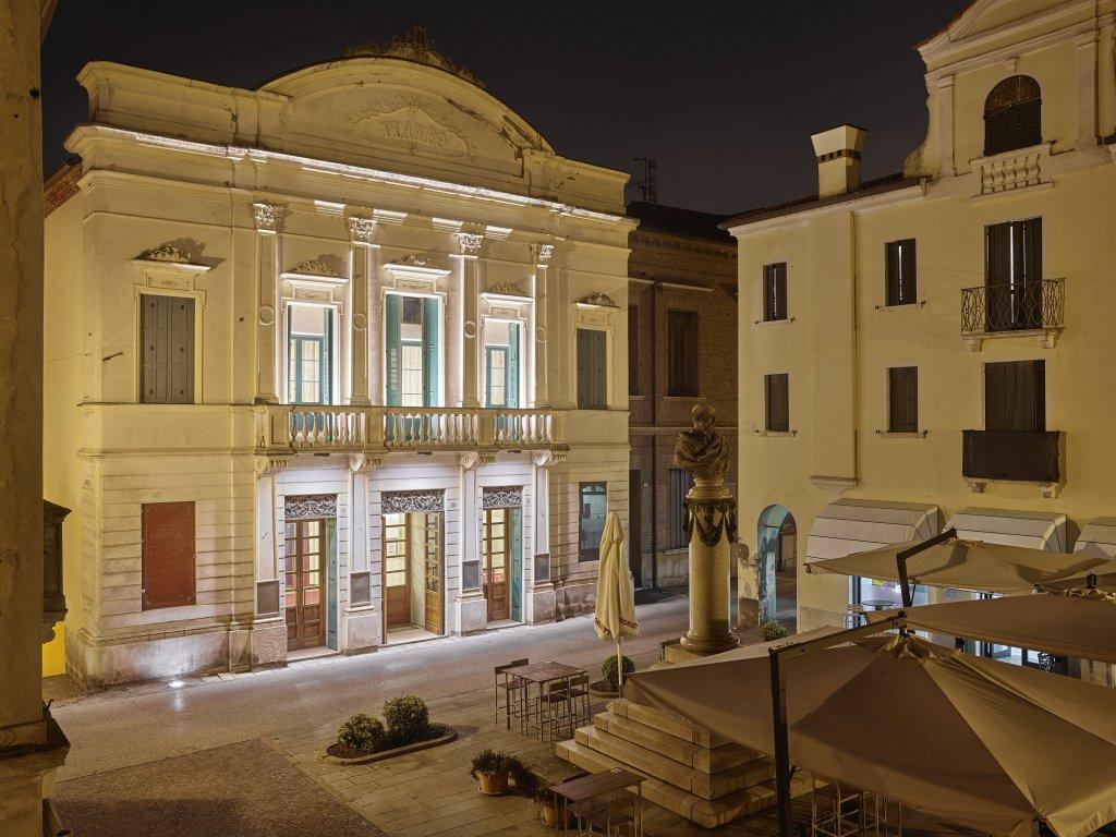 Teatri del Polesine, The Ballarin Theater of Lendinara