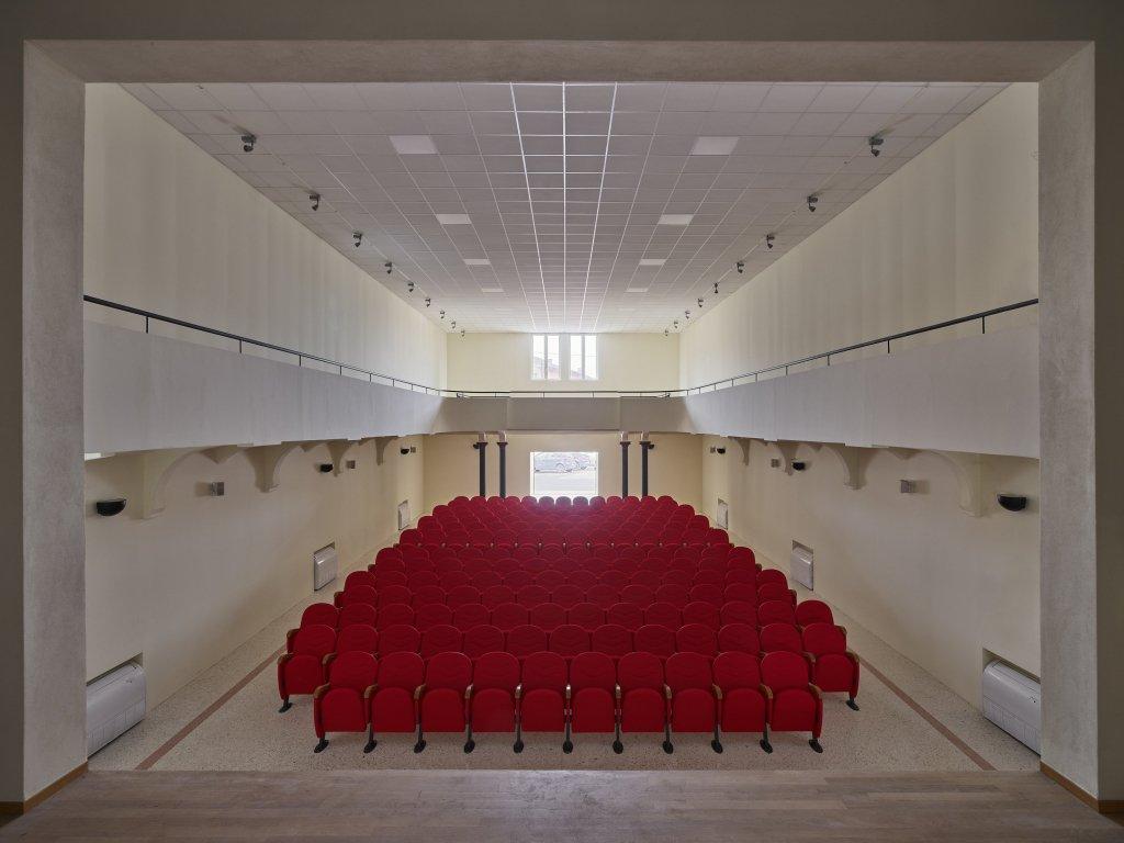 Teatri del Polesine, The Zago Theater in Loreo