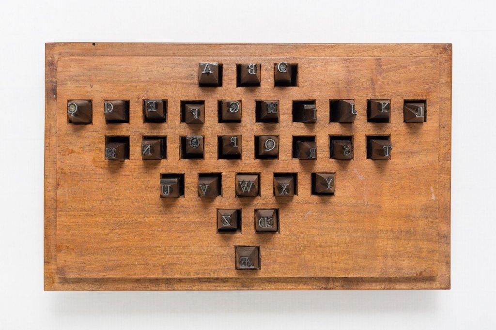 Tallone alphabet