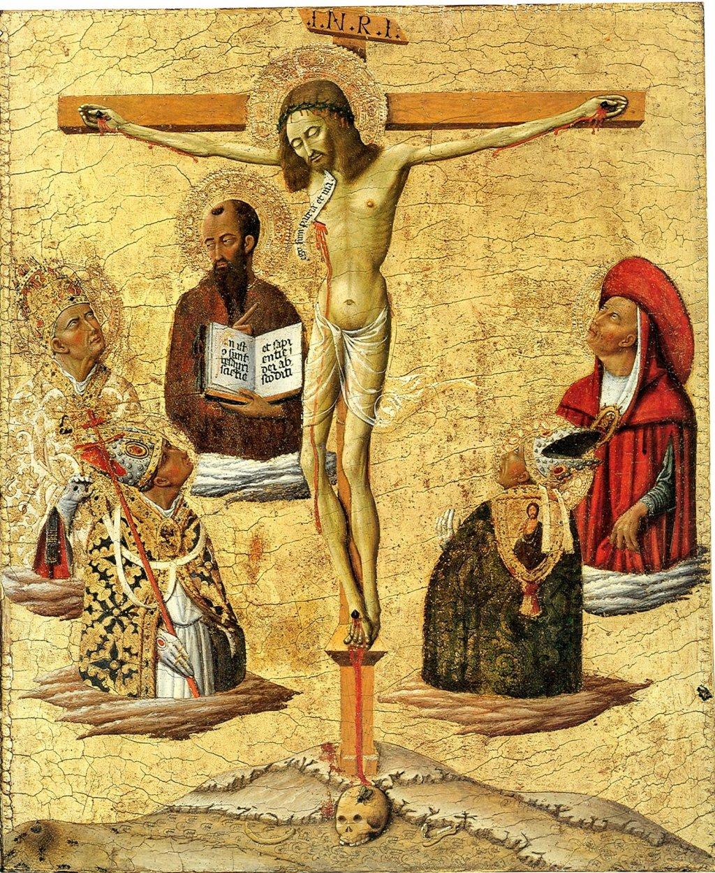 Mystical-crucifixion