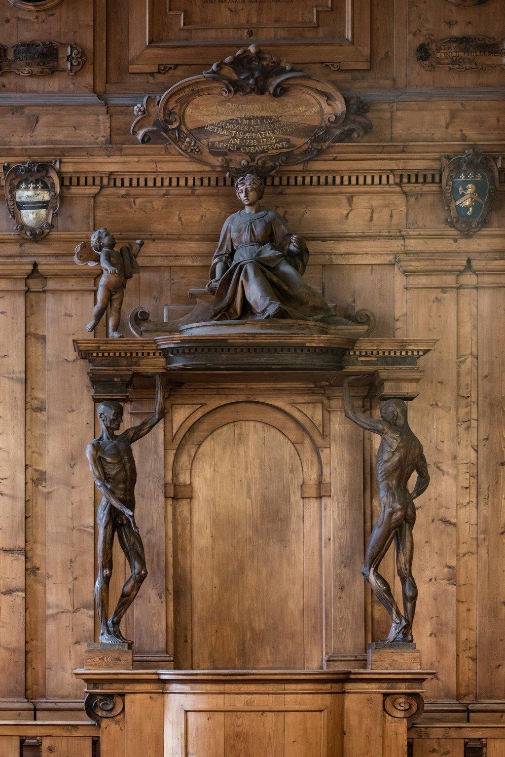 Teatro anatomico di Bologna