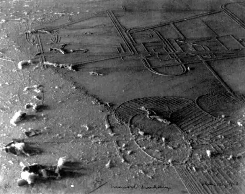 Man Ray, Duchamp, polvere