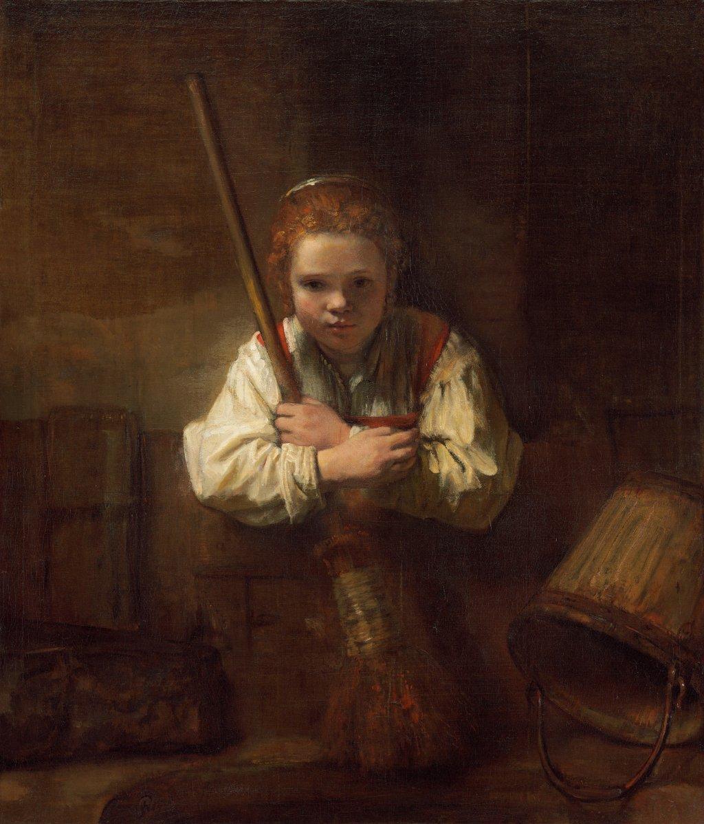 Rembrandt Workshop (PossiblyCarel Fabritius)