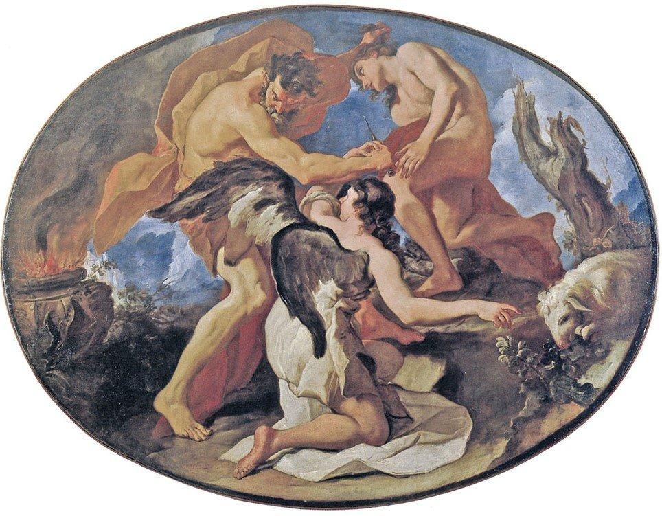 """Paolo Pagani - """"Sacrifice of Isaac"""""""