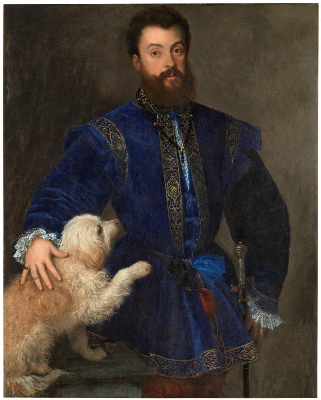 Tiziano Vecellio, Federico Gonzaga